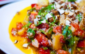 #willys, #willysplace, #rawalmond, #lemon, #fitnessmenu, #fitness, #potato, #rucola, #pepper, #oliveoil, #parmesan, #grill, #turmeric