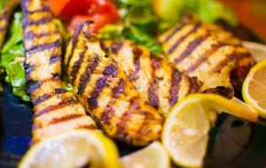 #willys, #willysplace, #fitnessmenu, #filet, #chicken, #salad