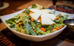 #salad, #verano, #lettuce, #carrot, #yogurt, #sauce